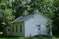 Lafayette School House Photo